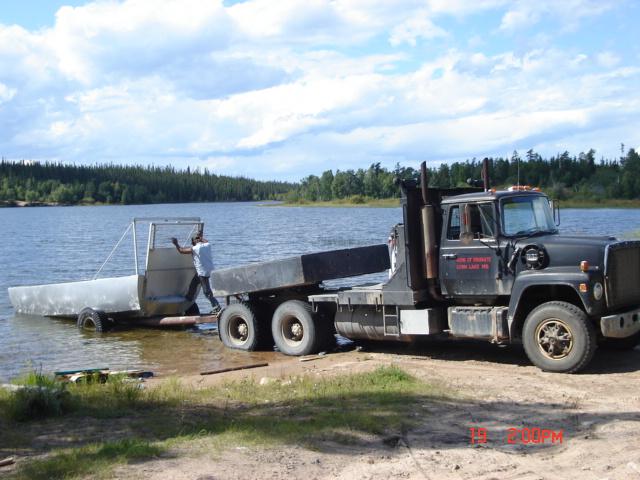 8V71 DETROIT DIESEL TRUCK ENGINE